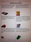 Third Grade Multi-Step Word Problems