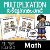 Third Grade Multiplication Mini-Unit
