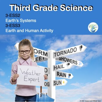 Third Grade NGSS   Earth Science Unit