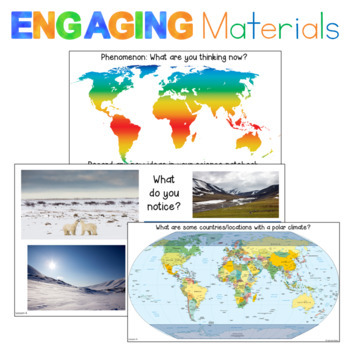 Third Grade NGSS: Weather and Climate (3-ESS2-1 and 3-ESS2-2)