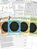 Third Grade National Geographic Reach for Reading Unit 6 Activities (Bundle)