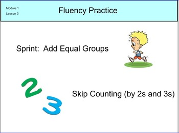 Engage NY Third Grade New York State Math Module 1 Lesson 3