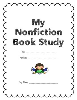 Third Grade Nonfiction Book Study- Informational Text Standards Review Packet