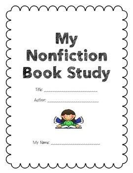 Third Grade Nonfiction Book Study- Informational Text Stan