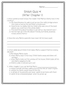 Third Grade Novel Studies:  Because of Winn-Dixie, Shiloh, White Fur Flying