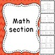 Third Grade November Morning Work Differentiated Pack