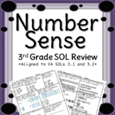 Third Grade Number Sense Review