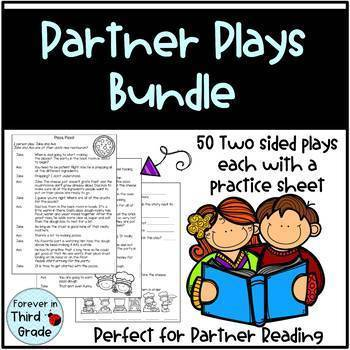 Third Grade Partner Plays