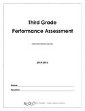 Third Grade Performance Assessment Preview