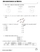 Third Grade Pre-Assessment for Teaching Fractions (3.3)