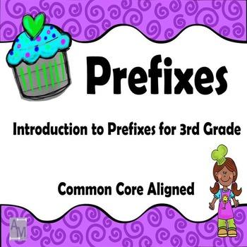 Third Grade Prefixes