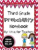 Third Grade Probability Notebook
