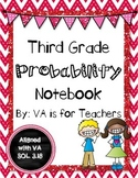 Third Grade Probability Notebook