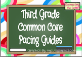 Common Core Planning Guide (Third Grade)