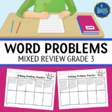 3rd Grade Mixed Word Problems