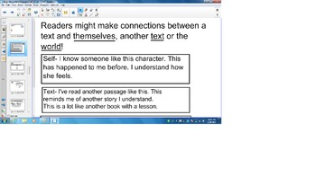 Third Grade Reading Comprehension Smart board Review, AuthorsPurpose,Conclusions