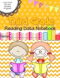 Third Grade Reading Data Notebook-  Aligned to the Common Core