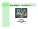 Third Grade Reading Street® Unit 1 Week 1 Questions