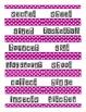 Third Grade Reading Wall Words (Scott Foresman)