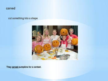 Third Grade Reading Wonders Unit 1-Week 5 Vocabulary PowerPoint