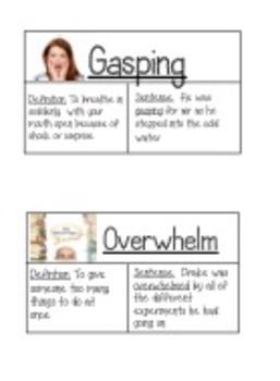 Third Grade Ready Gen Gasping Garbage Vocabulary