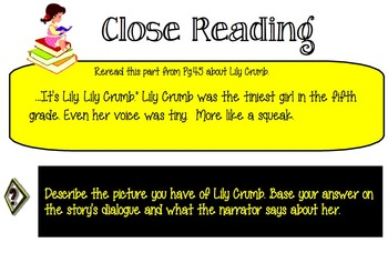 Third Grade Ready Gen Lesson 10 Point of View