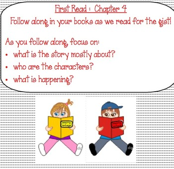 Third Grade Ready Gen Lesson 7