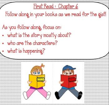 Third Grade Ready Gen Lesson 9