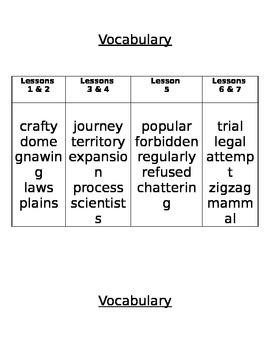 Third Grade Ready New York ELA test prep vocabulary & quizzes