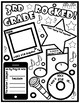 Third Grade Rocked End of Year Pair & Share Printable Poster
