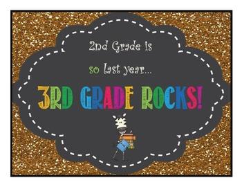Third Grade Rocks!