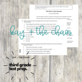 *Old Product* Third Grade End of Year ELA Test Prep