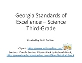 Third Grade Science: Georgia Standards of Excellence