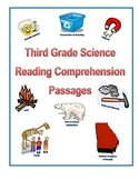 Third Grade Science Reading Comprehension Passages