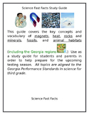 Third Grade Georgia Milestones Science Study Guide