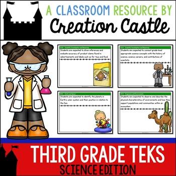 Third Grade Science TEKS