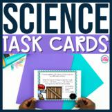 Third Grade Science Task Cards