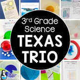 Third Grade Science Texas Trio