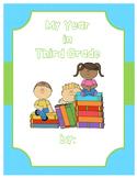 Third Grade Scrapbook Sampler