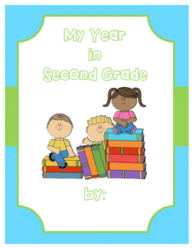 Third Grade Scrapbook Sampler