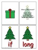 Third Grade Sight Word Game Christmas Edition