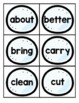 Third Grade Sight Word Game Winter Themed