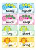 Third Grade Sight Words -- Dino Theme Flash Cards