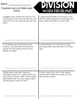 Third Grade Skill Pages Spiraled Skills Review Test Prep