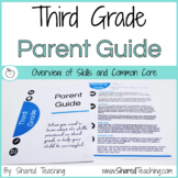Third Grade Skills and Common Core Guide for Parents