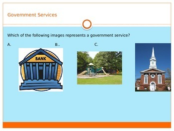 Third Grade Social Studies Civics and Government PPT
