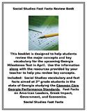 Third Grade Georgia Milestones Social Studies Study Guide