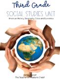 3rd Grade Social Studies Unit
