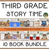 Third Grade Story Time 10 Book Bundle