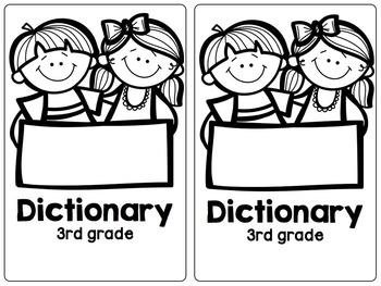 Third Grade Student Dictionary for Irregular Words {180 words}